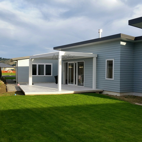 Modern Motorized Adjustable Shade Pergola Roof System - Modern Motorized Adjustable Shade Pergola Roof System - Buy