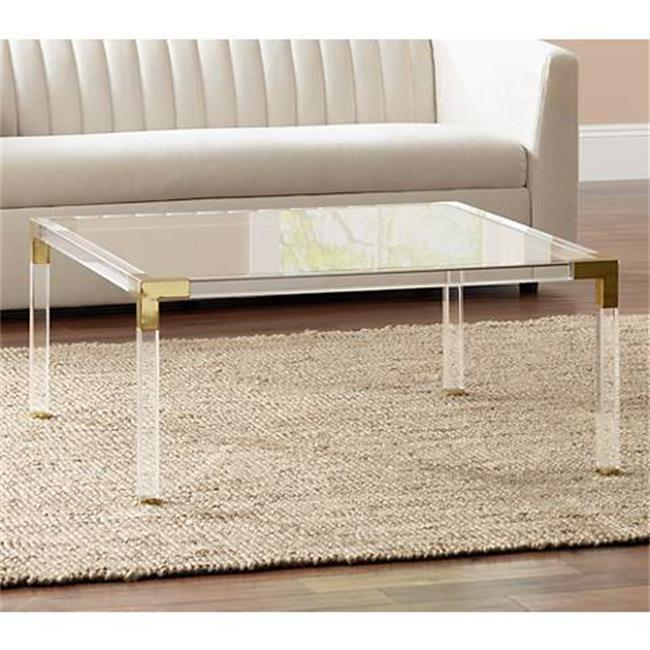10 MustSee Acrylic Coffee Tables for a Transparent Display