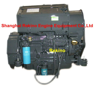Deutz BF4L913 air-cooled diesel engine for water pump