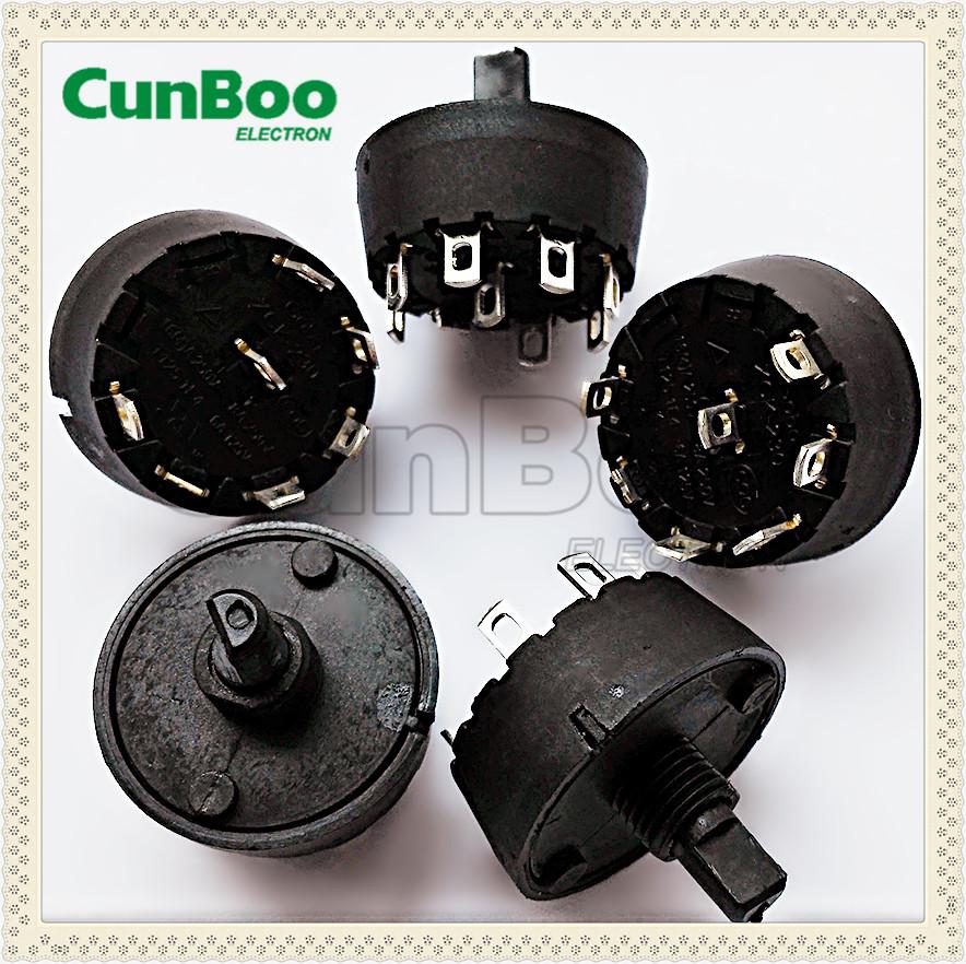 XCK-230B 2way round shape rotary switch