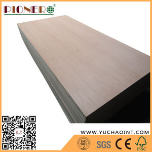 Beech MDF for Decoration with Cheap Price