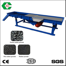 JFS Rubber Powder Screener