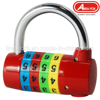 Zinc Alloy Combination Padlock (520)