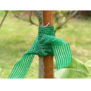 HDPE green color 0.045X3M tie tree belt