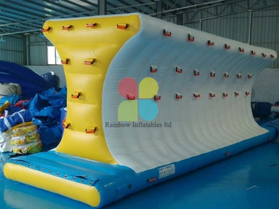 Outdoor inflatable fashionable water sports climbing game for sale RB32059