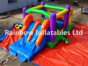 RB3097(5.6x2.55x2.2m) Inflatables funny Bouncer with slide