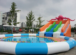 Inflatable Ground Water Park Inflatable Ground Water Park Suppliers and Manufacturers