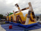 RB01016(15x3.6x5.8m) Inflatable Giant Pirate Pilot Obstacle Course With Slide For Children