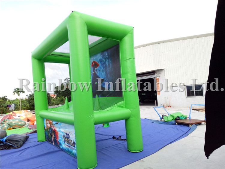 RB9044 (4x3m ) Inflatable Original Arrow Shooting Game For Sale