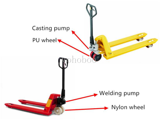 High Quality Industrial Manual Pallet Truck