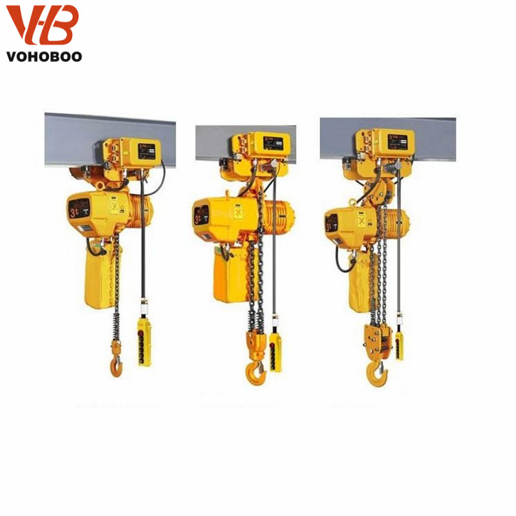 electric chain hoist VOHOBOO (13)