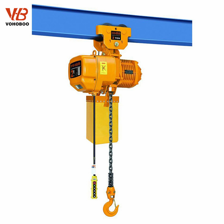 Electric Chain Hoist  Hhbb Chain Hoist  Chain Hoist With