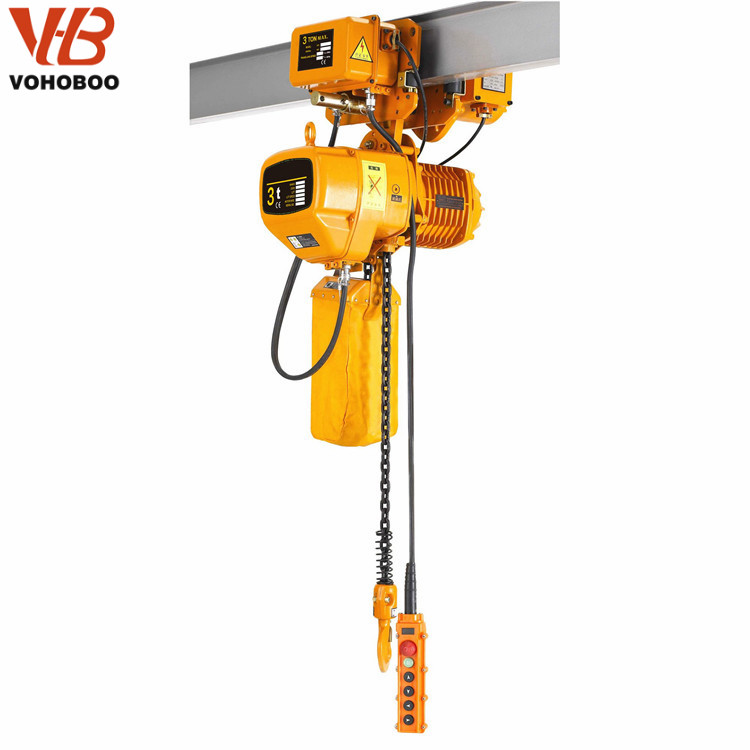 electric chain hoist VOHOBOO (4)