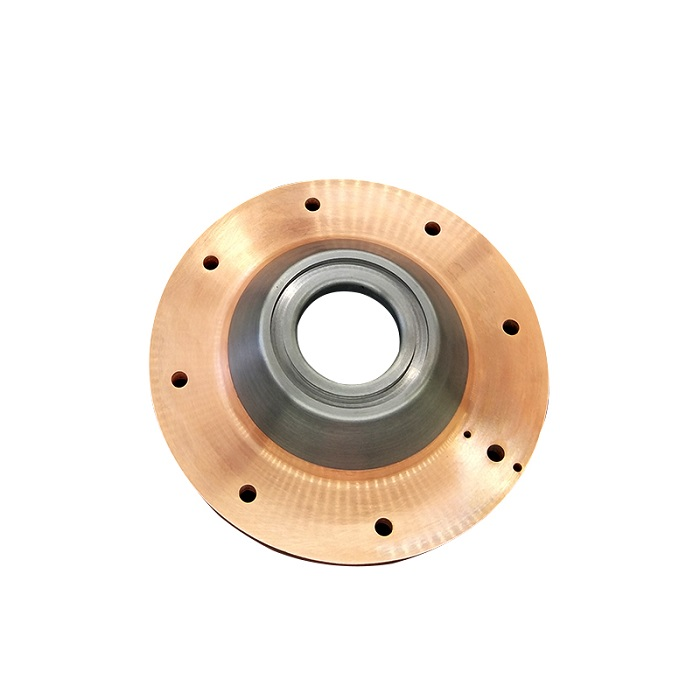 Tungsten Copper Alloy Electrical Contacts