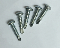 Phillips Pan-Head Self-Drilling Screw
