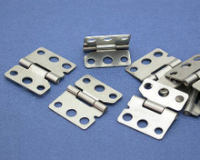 Customized Stainless Steel Hinges