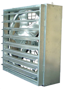 Ventilation Fan W/ AL Shutter (Belt Drive)