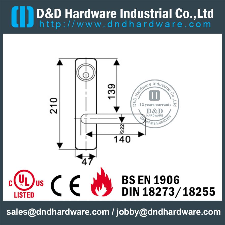 DDPD014-dimension