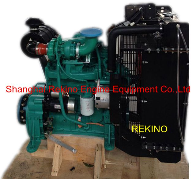 Cummins 4BT3.9-G1 4BT3.9-G2 4BTA3.9-G1 4BTA3.9-G2 Industrial G-drive stationary Diesel engine for water pump set