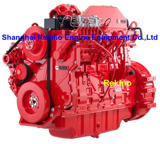 Cummins 6LT9.3 industrial diesel power engine 220HP for wheel loader