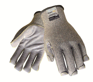LEATHER CUT RESISTANCE GLOVES