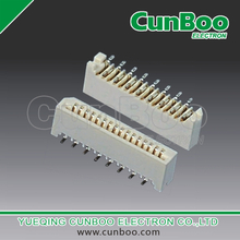 1.0-B-nPB 1.0mm pitch FPC connector ,single contact smt type, 90 degrees
