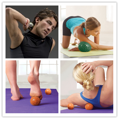 lacrosse ball for massage function