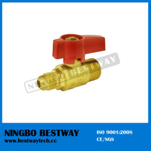 NPT Thread Flare Mip CSA Gas Cock Ball Valve (BW-USB07)