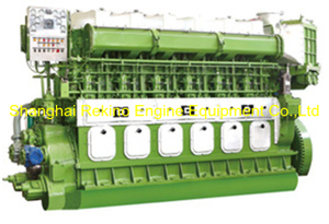 1000-3000HP Ningbo CSI Ningdong medium speed marine diesel engine (GA6300)