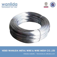 China supplier bwg 16 galvanized wire & zinc-plated wire