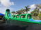 Clearwater Beach Water Slide Inflatable Hippo Slide for Sale