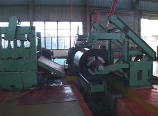 8-20mm China industrial high precision automatic stainless steel slitting line