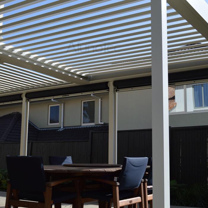 Aluminum operable garden awnings for decks buy aluminum for Operable awning windows