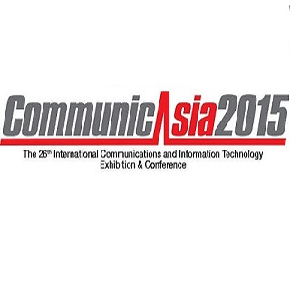 SKYCOM participated in CommunicAsia 2015 in Singapore