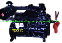 Cummins 6BTA5.9-C170 construction diesel engine 170HP 2000RPM for excavator