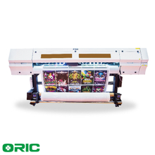 OR18L-G5-UV2 1.8m UV Roll To Roll Printer With Double Gen5 Print Heads