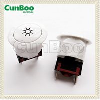 T125L oven switch push button