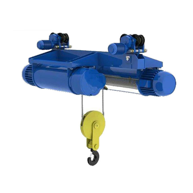 BCD Explosion Prooof Electric Wire Rope Hoist