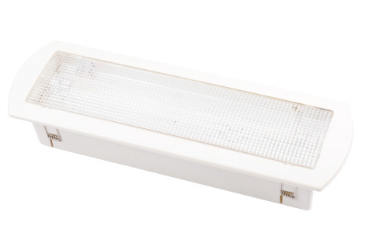 3 Hours Autonomy Ceiling Emergency Lamp with 8W Tube