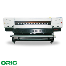 UV1804-G 1.8m UV Roll To Roll Printer With Four Ricoh GEN5 Print Heads