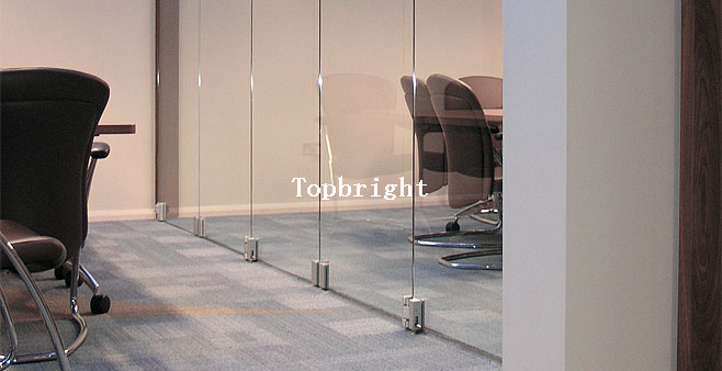 Frameless Folding Doors - Buy Product on Guangzhou Topbright ...
