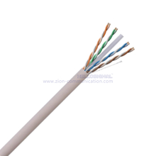 U/UTP CAT6 BC PVC CM Twisted Pair Installation Cable