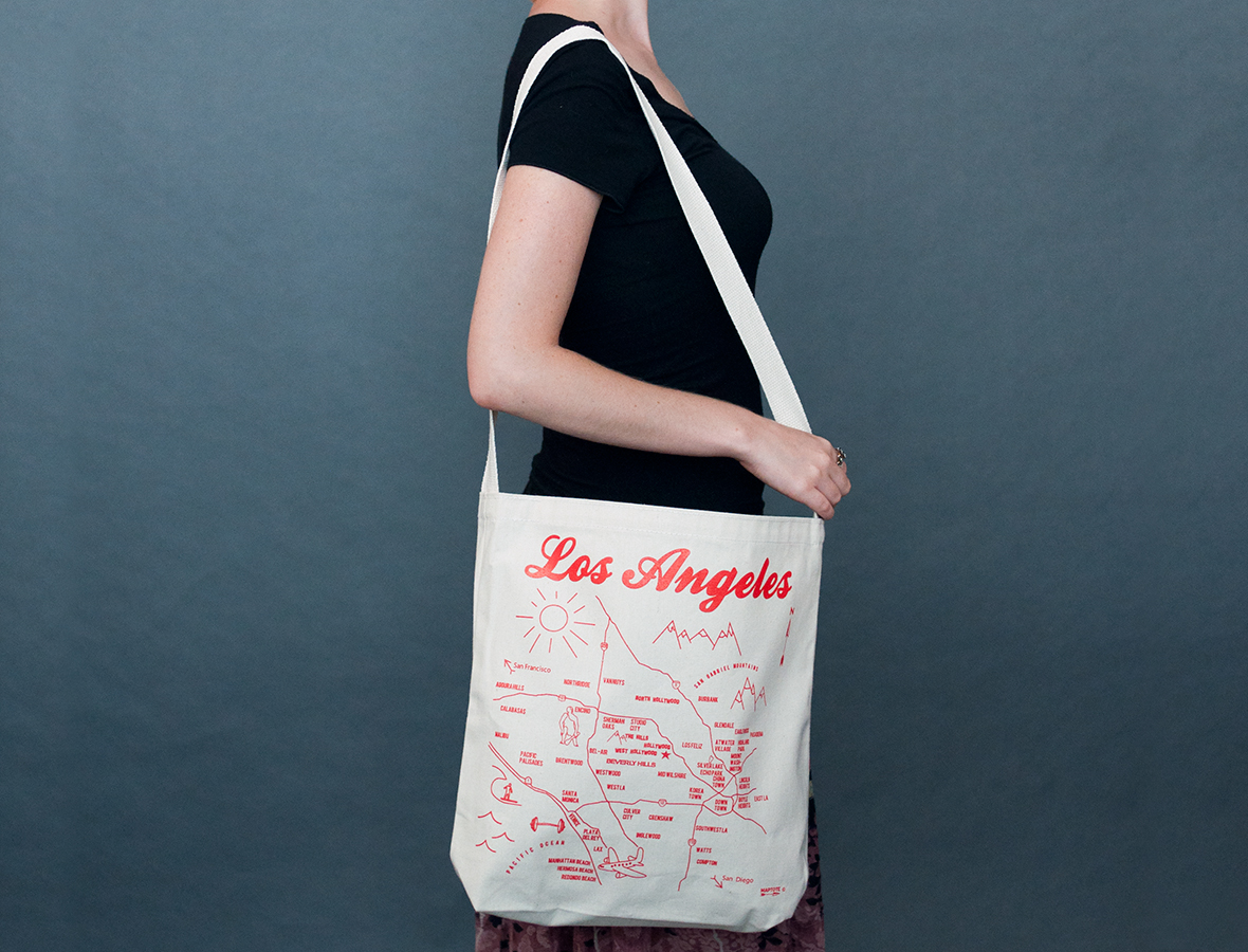 Custom Cotton Everyday Tote Reusable Grocery Bag