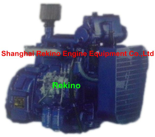 Weichai Deutz 226B-3CD1 Marine G-drive auxiliary diesel engine for 60HZ genset