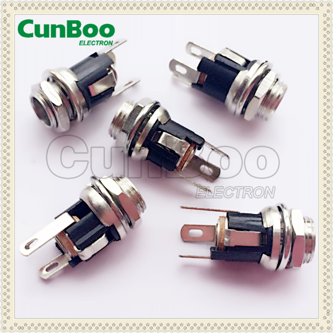 DC-025 12V DC Connector Jack
