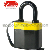 Weather-Resistant Steel Padlock (608)