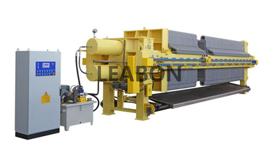 Dye Pigment High Efficiency Cloth Washing Filter Press