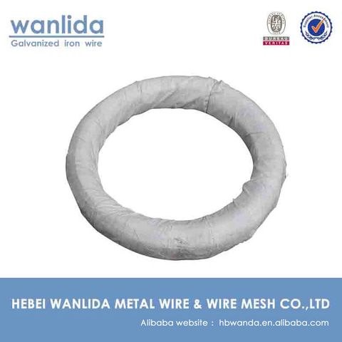 China Supplier Galvanized Redrawing Wire & Q195 Hanger Making Wire