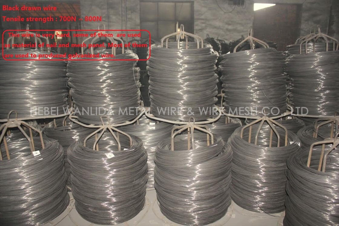 Anping factory soft annealed iron wire ( BV )