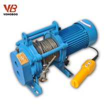 2 Ton Electric Rope Winch